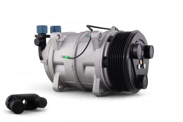 fe1091-1604 TM16 Verdichter Kompressor vorne seite